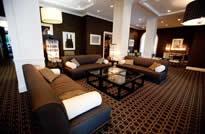 The Blake Hotel in Charlotte